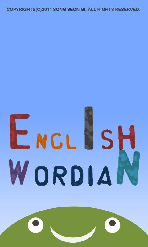 English Wordian - screenshot