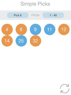 Simple Picks - náhled