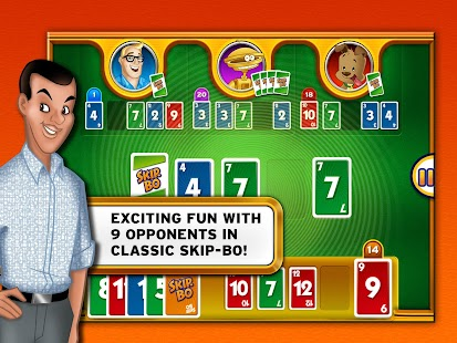 Skip-Bo™- screenshot thumbnail