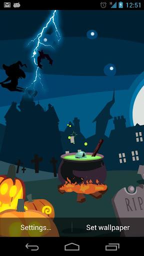 Spooky Night LW Lite