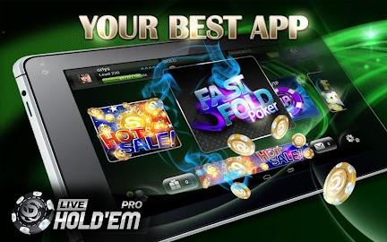 Live Hold'em Pro – Poker Games Screenshot 30