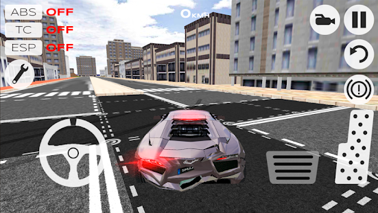玩免費賽車遊戲APP|下載Extreme Car Driving Simulator app不用錢|硬是要APP