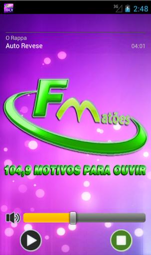 Rádio Matões FM 104 9