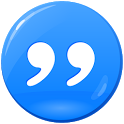 Quotes and Thoughts for Chats icon