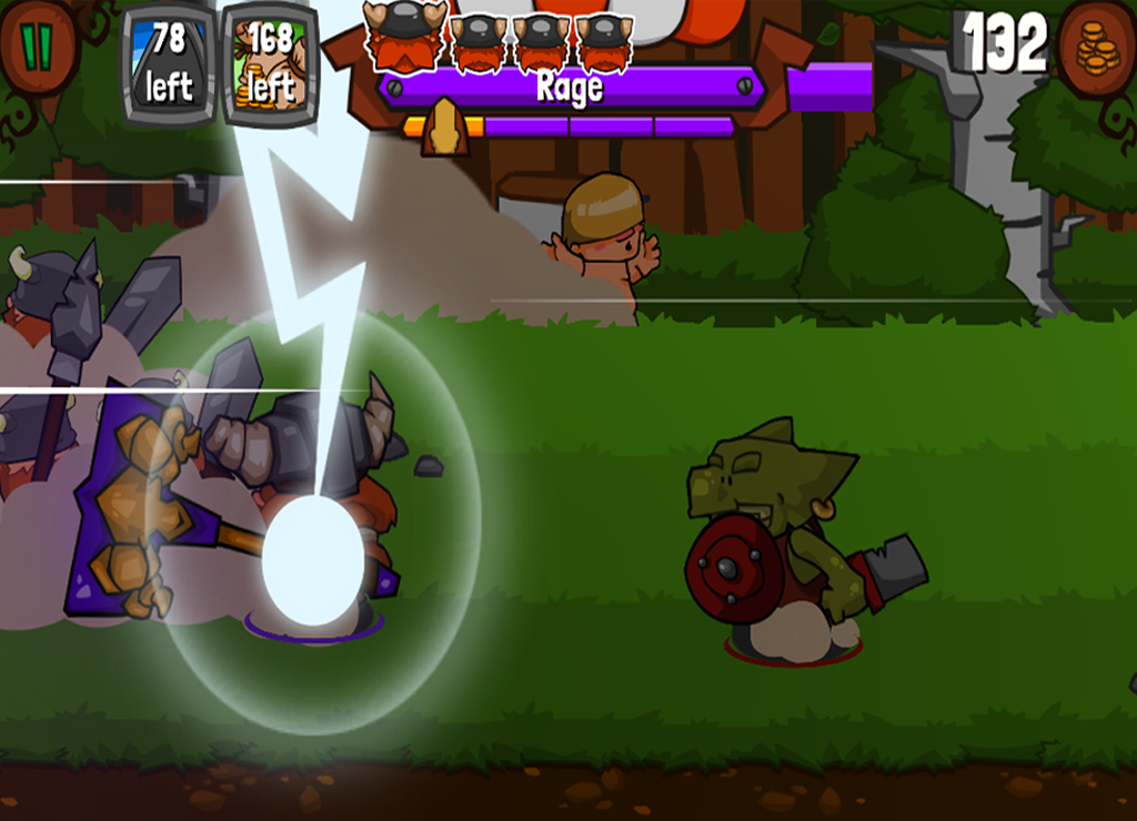 Smash'n'Bash- screenshot