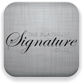 The Platinum Signature Card