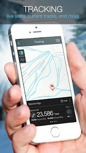 SNOCRU | Free Ski Tracking App- screenshot thumbnail