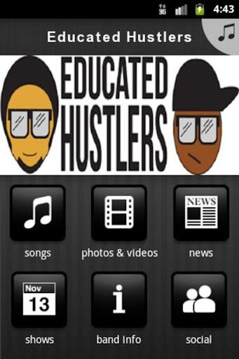 玩免費音樂APP|下載Educated Hustlers app不用錢|硬是要APP