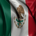 Mexican Flag Live Wallpaper icon