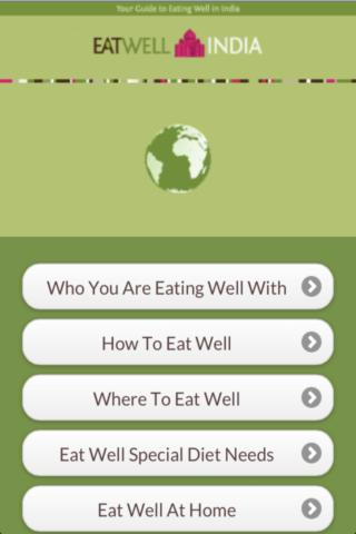 Eat Well India 1.3 apk