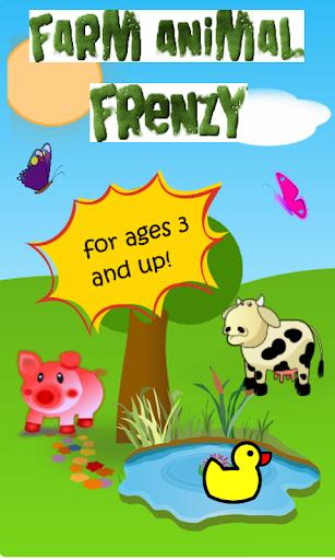 Farm Animal Frenzy