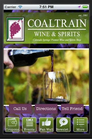 Coaltrain Wine Spirits