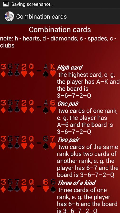 Poker free dictionary