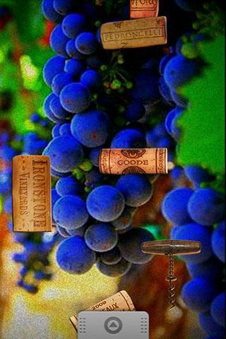 Vintage Wine Corks LiveWP Free