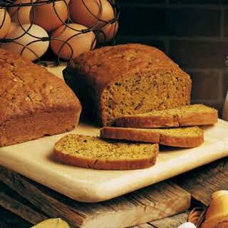 Pumpkin Zucchini Bread.