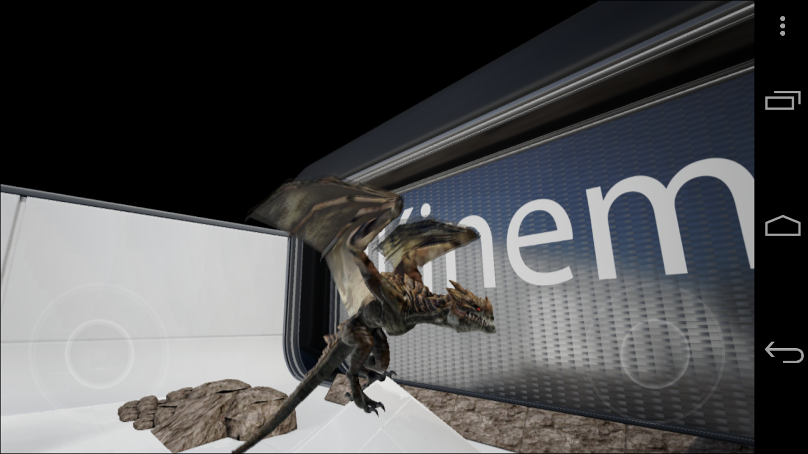 IKinema Technology Demo - screenshot