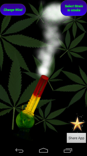 Smoke Bong: Hit from the bong