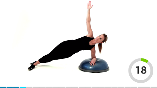 Virtual Trainer Bosu Ball- screenshot thumbnail
