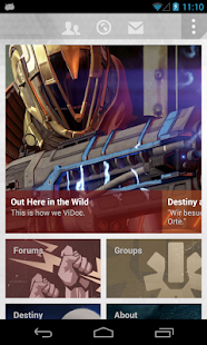 Bungie Mobile - screenshot thumbnail