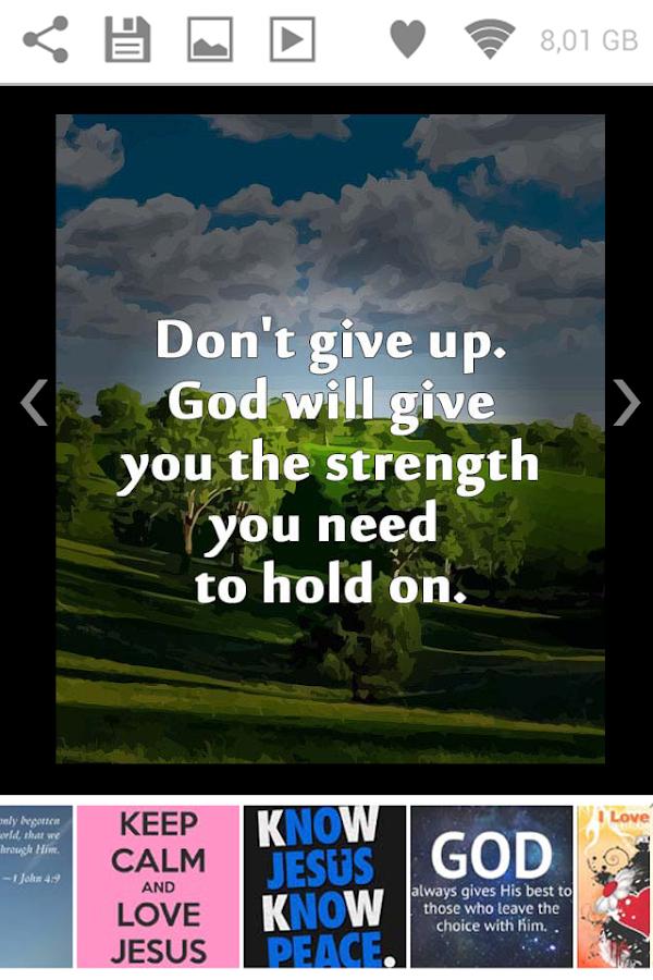 God Quotes - screenshot