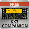 KX3 Companion FREE Ham Radio icon