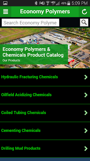 Economy Polymers Chemicals