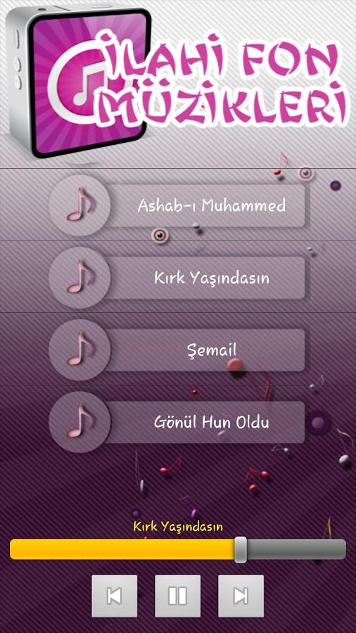 İlahi Fon Müzikleri - 11 - screenshot