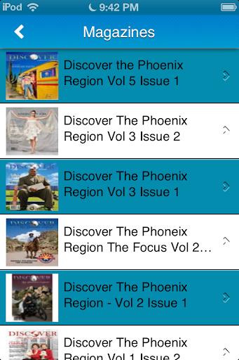 【免費生活App】Discover the Region Magazines-APP點子