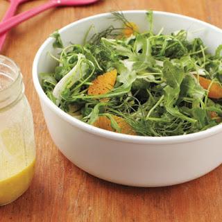 Fennel-Arugula Salad with Oranges