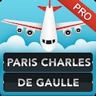 FLIGHTS Paris CDG Pro icon