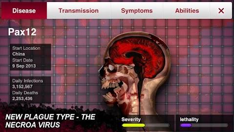 Plague Inc. Screenshot 4