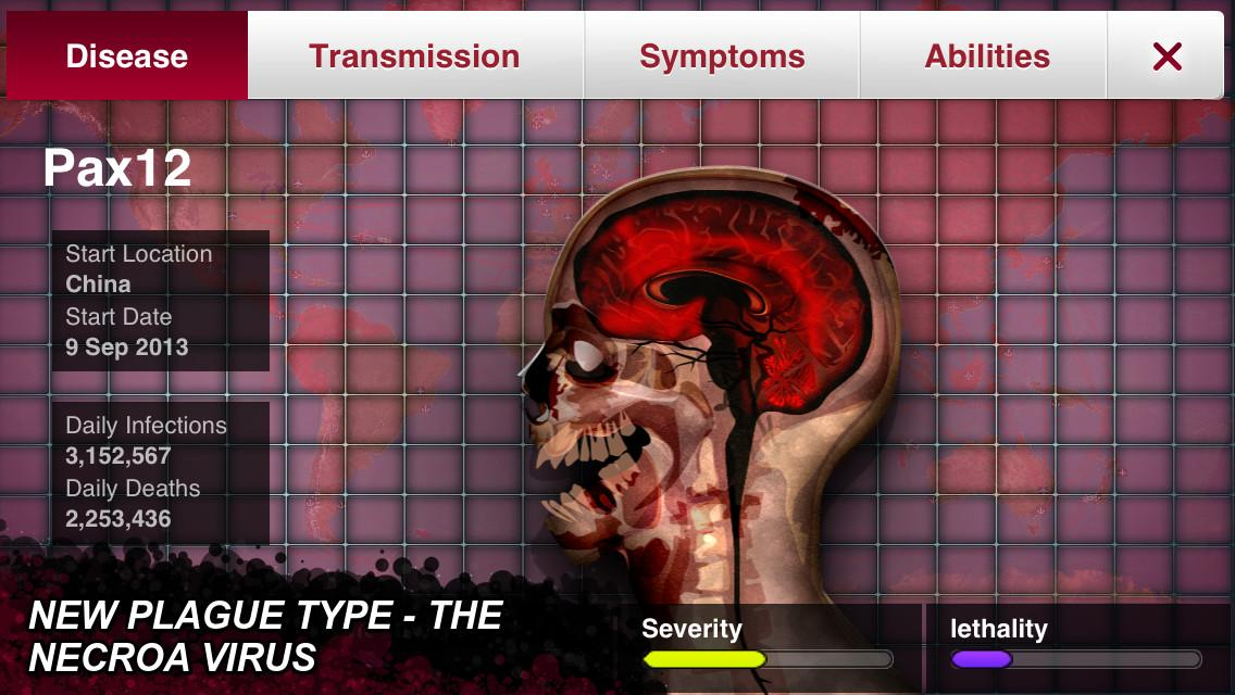 Plague Inc. screenshot #3