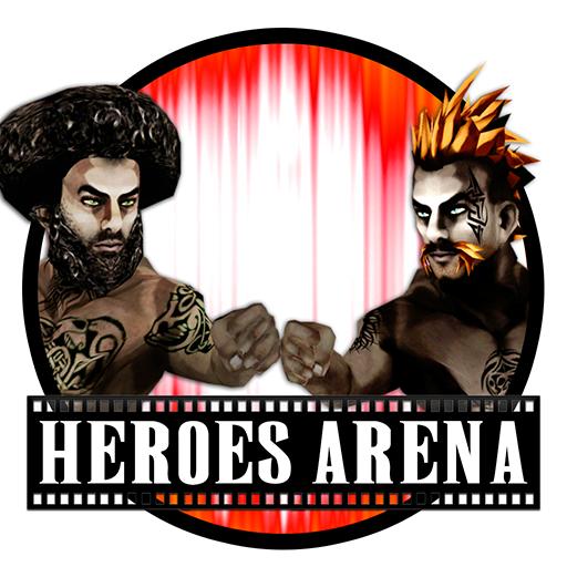 Heroes Arena - Arcade Fighter 動作 App LOGO-硬是要APP