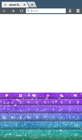 Glitter Keyboard Theme 2.0 screenshot 2012852