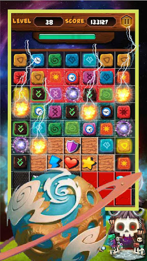 玩休閒App|寶石明星傳奇豪華 - Jewel Saga Deluxe免費|APP試玩