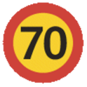 Speed camera alert (Free) icon