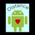 Distance Walker logo