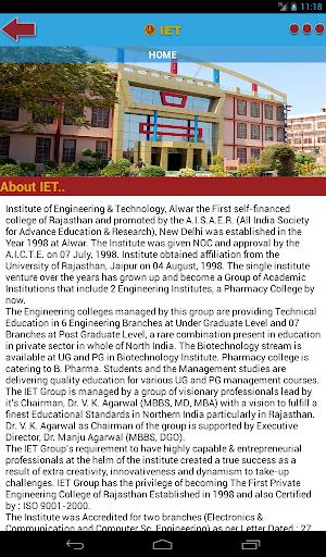 IET College