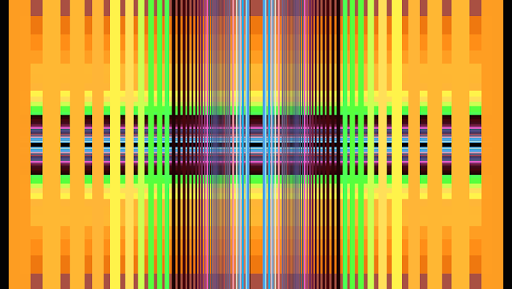 Trippy Sound Visualization