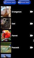 Screenshot of Droid iZoo