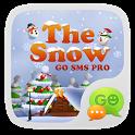 GO SMS Pro The Snow Theme EX icon