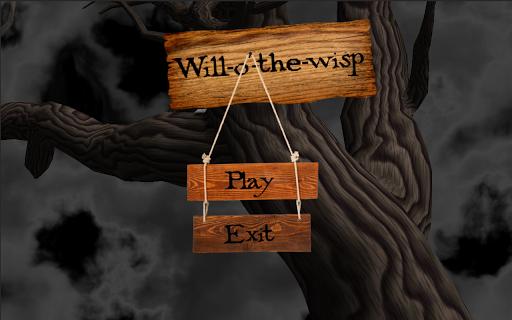 ウィル·オ·ウィスプ - 。周りの魔法