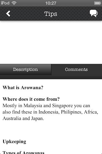 【免費書籍App】Keung's Arowana-APP點子