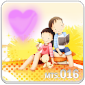 Love is…Go Launcher EX theme logo