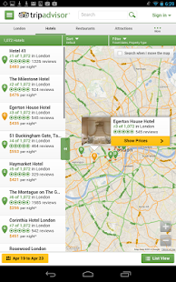 TripAdvisor Hotels Flights - screenshot thumbnail