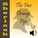The Five Orange Pips – Audio logo