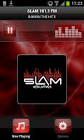 Screenshot of Slam FM