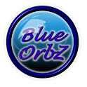 Blue Orbz Icon Pack icon