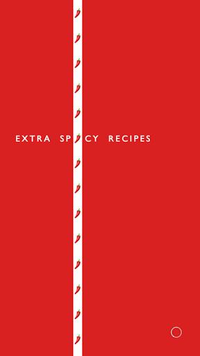 Extra Spicy Recipes