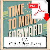 IIA CIA-3 Prep Exam